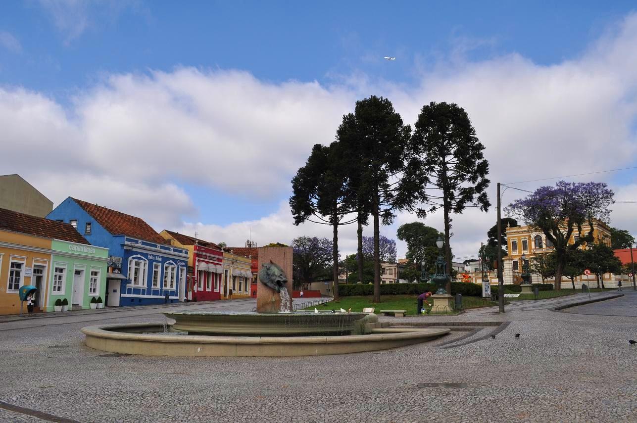 Curitiba Brazil  city pictures gallery : Curitiba Brazil Image