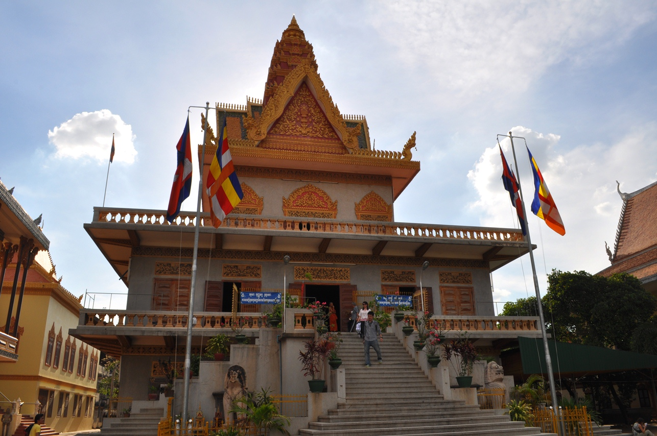 Phnom Penh Gezilecek Yerler-5